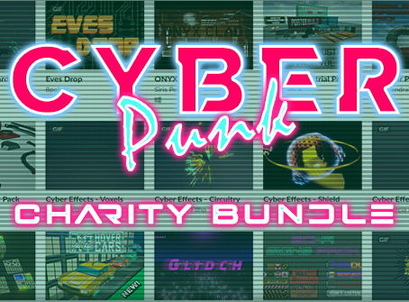 """Eves Drop"" included in Cyberpunk Charity Bundle"