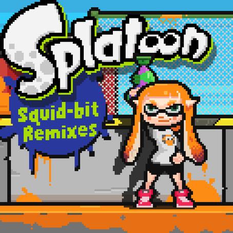 """New Release: """"Splatoon: Squid Bit Remixes"""" out now!"""
