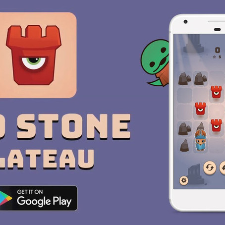 """Red Stone Plateau"" Out Now on Google Play Store!"