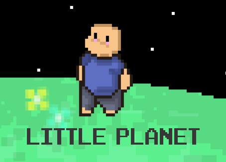 """""""Little Planet"""" Available to Play Online - Ludum Dare 42"""