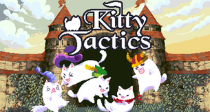 """""""Kitty Tactics"""" Demo Release and """"Red Embrace"""" Halloween Sale"""