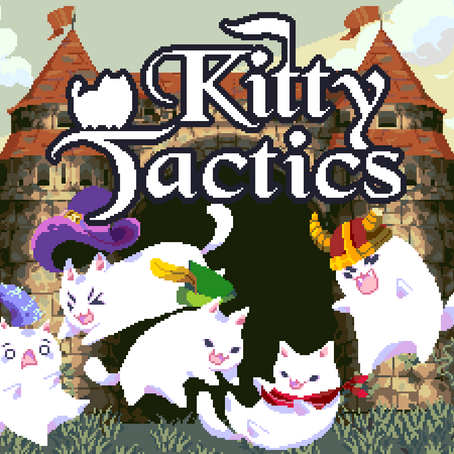 """Kitty Tactics"" Demo Release and ""Red Embrace"" Halloween Sale"