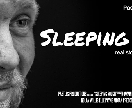 """Sleeping Rough"" Director talkRADIO Appearance"