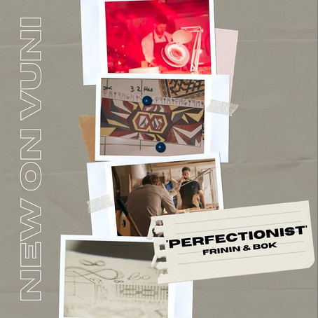 """""""Perfectionist"""" now Streaming on Vuni"""