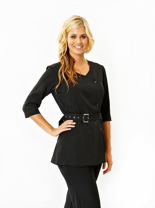 Rochelle Tunic 3/4 Sleeve Spa Wear Bleach Resistant