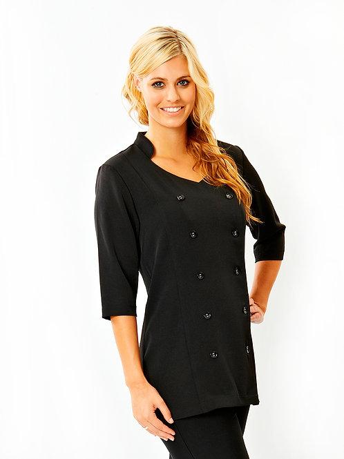 Tegan 3/4 Sleeve Tunic Bleach Resistant