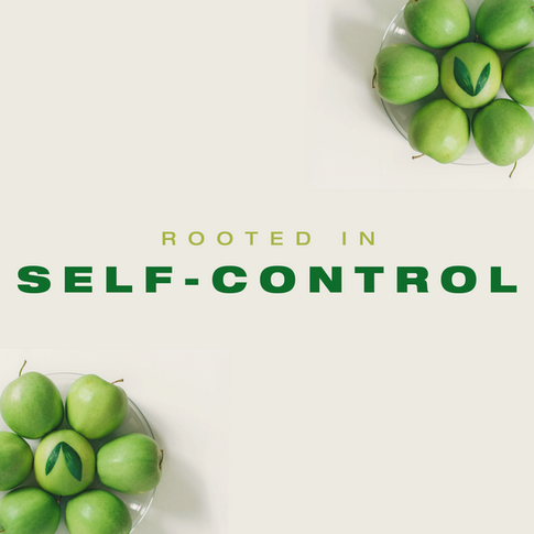 Rooted in Self-Control
