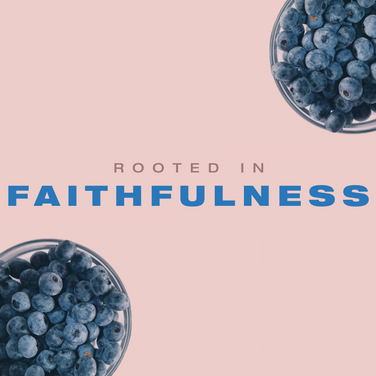 Rooted in Faithfulness