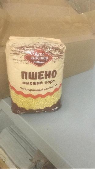 "Крупа Пшено ""Агромастер"" 800 г.*10"