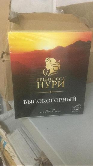 Чай Нури Высокогорный 100 пак.