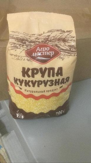 """Крупа Кукурузная """"Агромастер"""" 700 гр"""