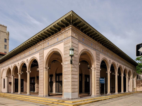St. Petersburg's Open-Air Post Office – Another St. Pete First