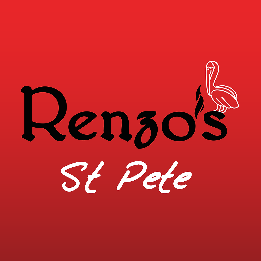 Renzo's St Pete logo
