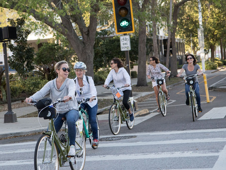 March Is Florida Bicycle Month! – Get Out and Ride!