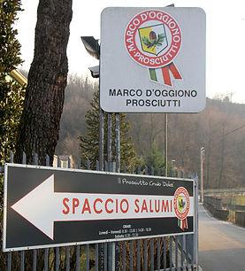 Spaccio Marco d'Oggiono