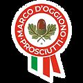 MARCO D'OGGIONO PROSCIUTTI - LOGO DEFINI