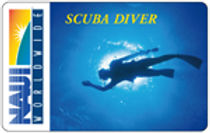 DEEP EMOTION diving okinawa english kerama blue cave license