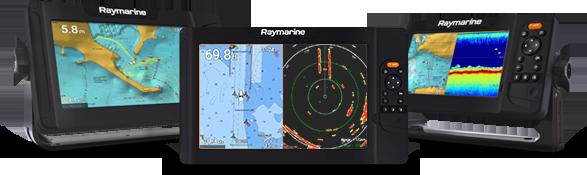 Raymarine Element S Serie