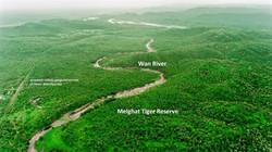 Melghat Bird Eye View