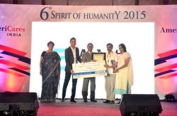 'Spirit of Humanity Award 2015'