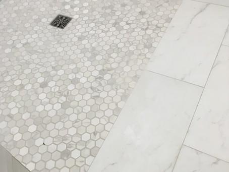 Bathroom and Shower Remodeling!