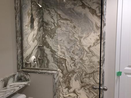 Wavy Shower