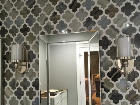 Bathroom Remodeling and Tile Back Splash