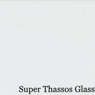 Super Thassos Glass