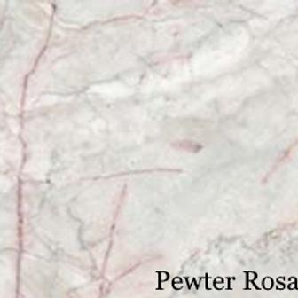Pewter Rosa