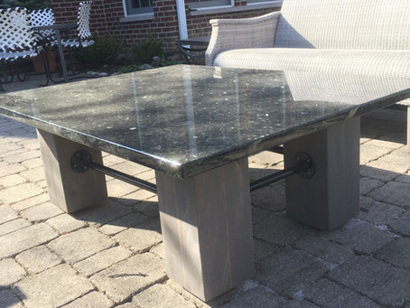 Creative Heavy Weight Out Door Table Base