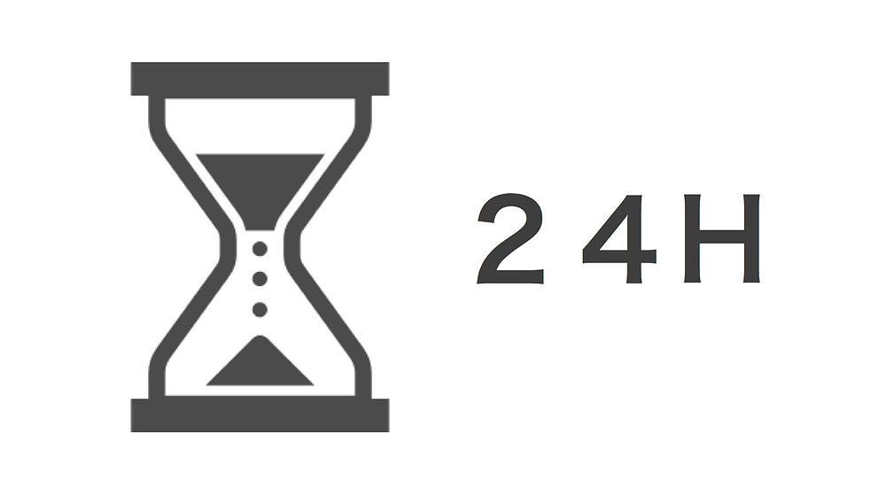 24時間以内に自殺念慮を改善する