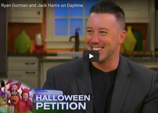 Check out Ryan Gorman's appearance on Daytime TV!