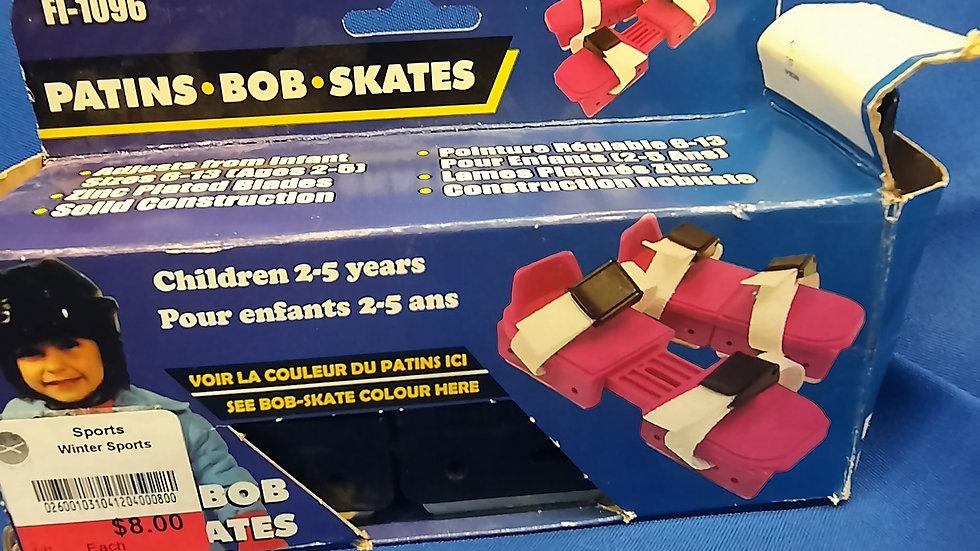 Bob Skates - infant sizes 6-13