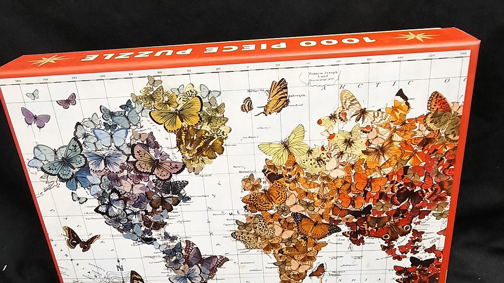 Butterly Puzzle