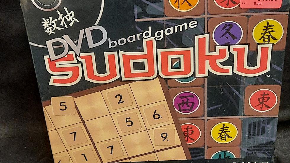 DVD Sodoku Board Game