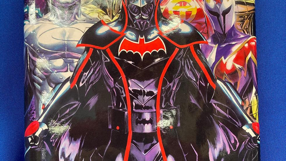 DC Comics - Justice - hard cover comic book # 3