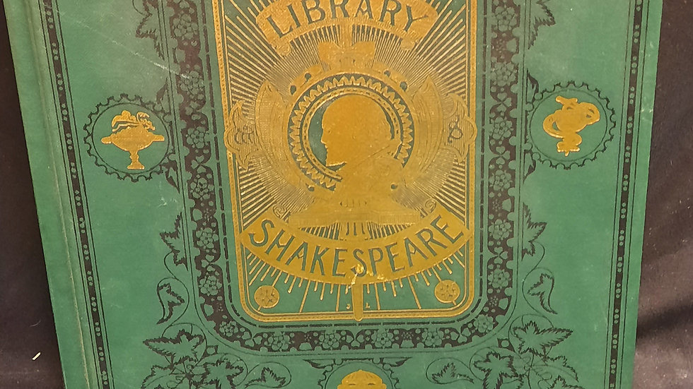 The Library Shakespeare