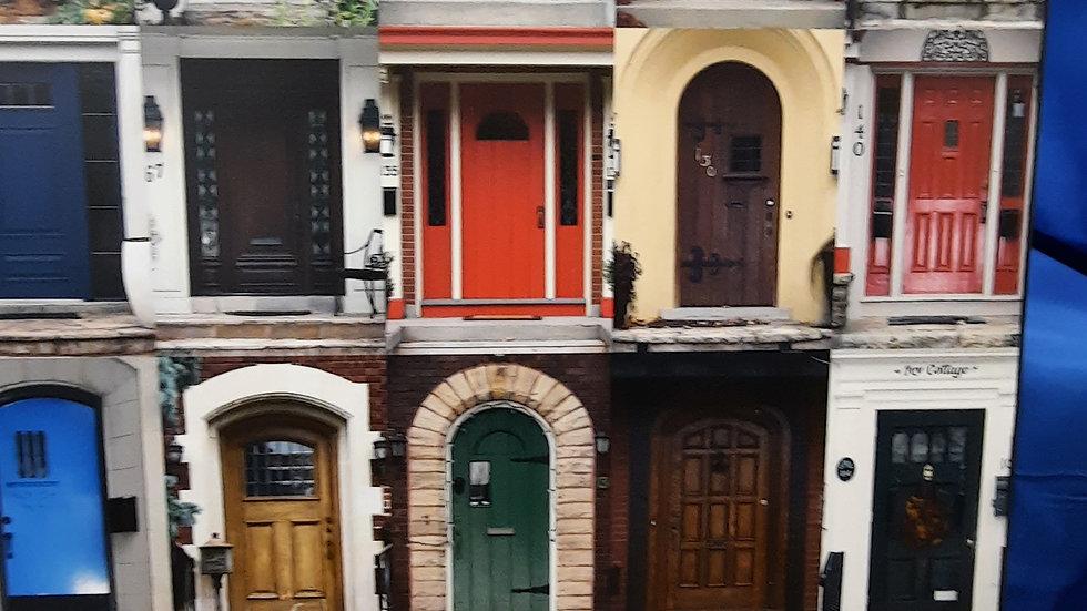 Doors of Ottawa Framed Picture