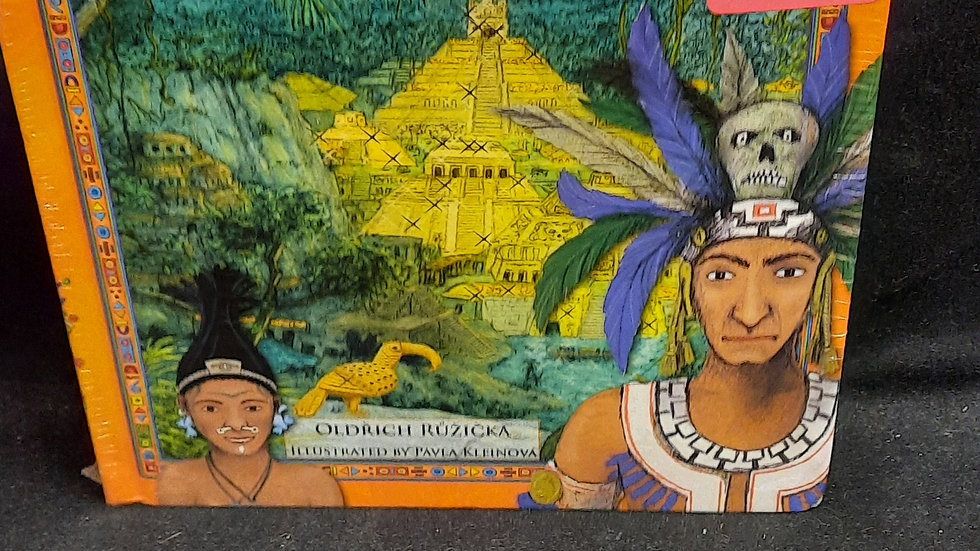 Maya, Aztecs and Incas book