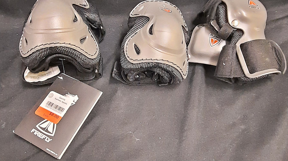 Firefly Protective Gear - Size S - elbow, knee, wrist pads