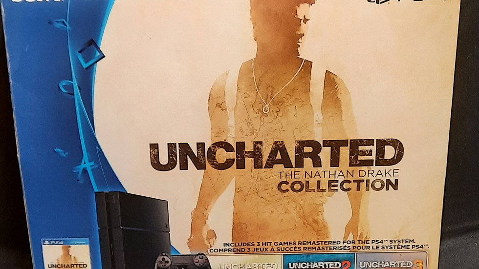 Sony PS4 with game