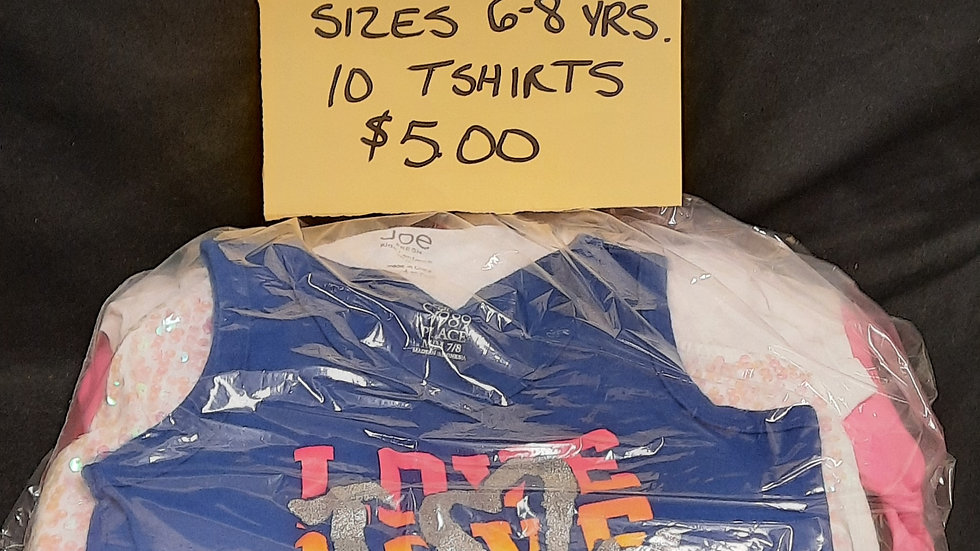 Bulk Bag T-Shirts