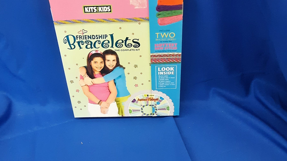 Friendship Bracelets Kit