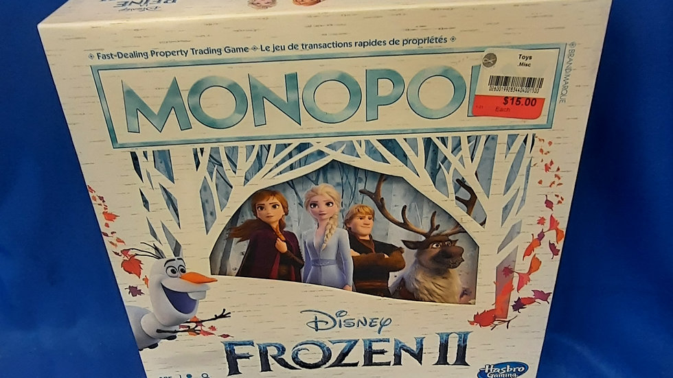 Monopoly - Disney Frozen 2