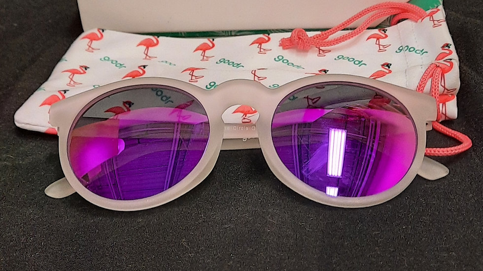 Good Sunglasses with pouch and box