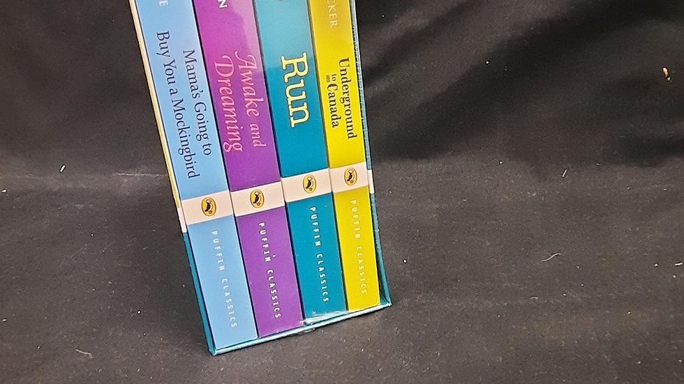 Puffin Classics 4 Book Box Set