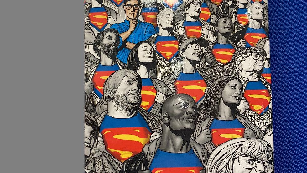 Superman - American Alien - hard cover comic book