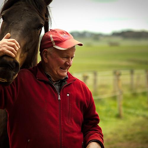 Howard & his Horses