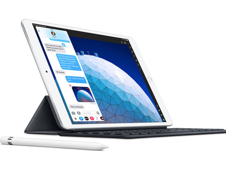 New iPad Air: What's New