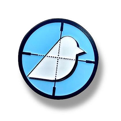 Birdie Hunter - Ball Marker